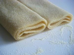 Tagliatelle fatte a mano – opskrift på håndlavetpasta