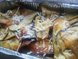 "Siciliansk Aubergine ""lasagne"" - Parmigiana di Melanzane"