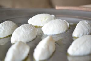 Kaninbouillion med bønner og Ricotta gnocchi