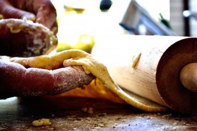 Kartoffelravioli