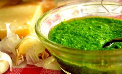 Pesto alla Genovese - den originale opskrift