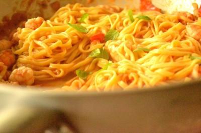 Hjemmelavet spaghetti