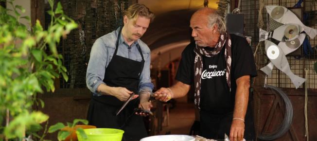 """Se vores madprogram """"Det ægte Italien"""" man. d 17. november kl. 01:05 på DK4"""