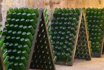 Metodo classico - Champagne metoden