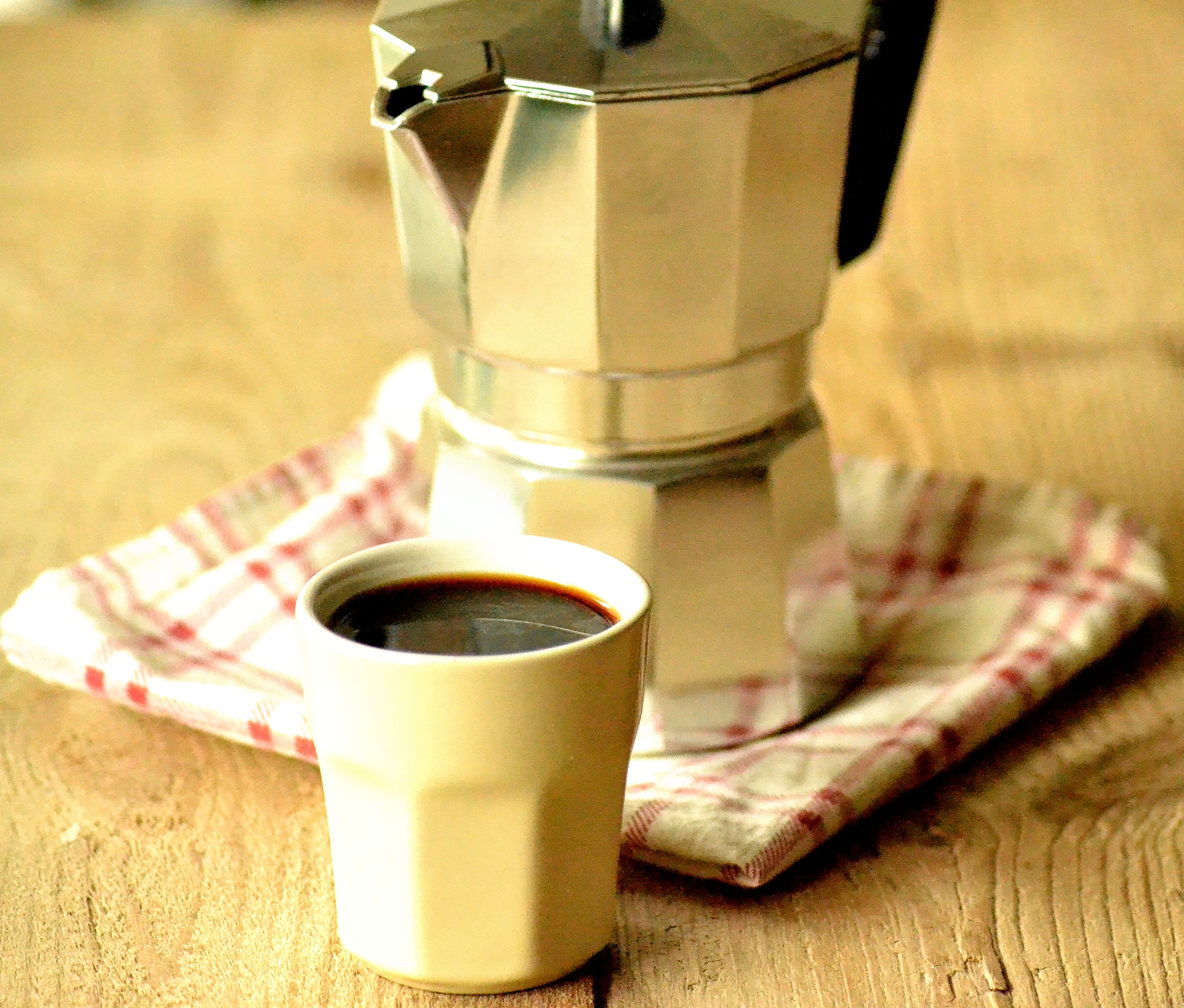 Italiensk kaffe-crème brûlée