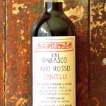 Vino rosso Cancelli Rabasco