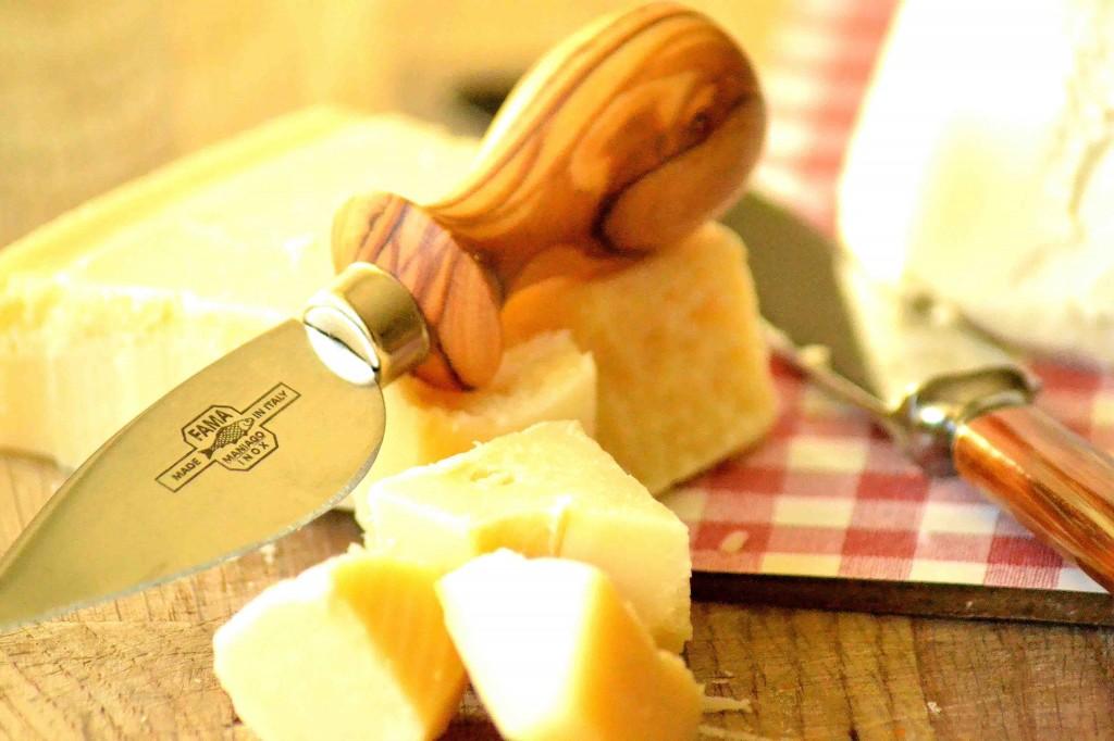 Parmesan kniv