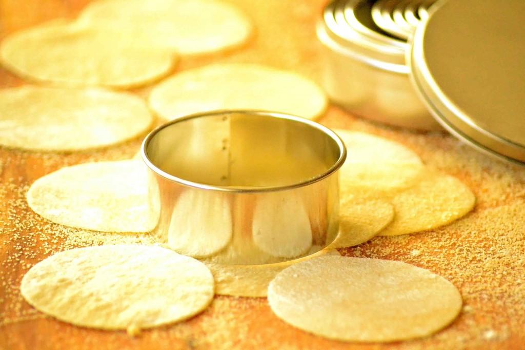 Pasta udstikker ravioli udstikker