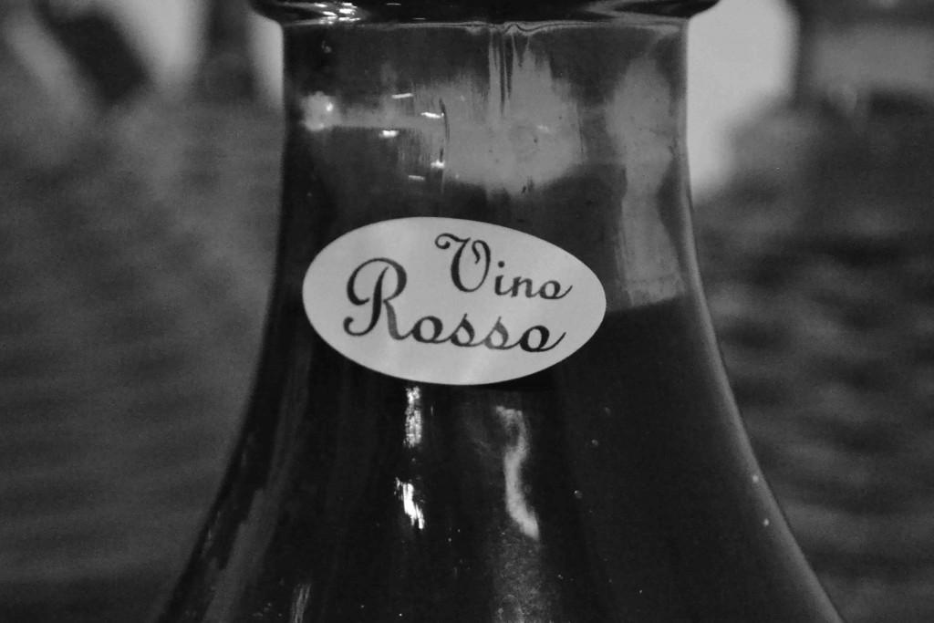 Vino Rosso Rabasco