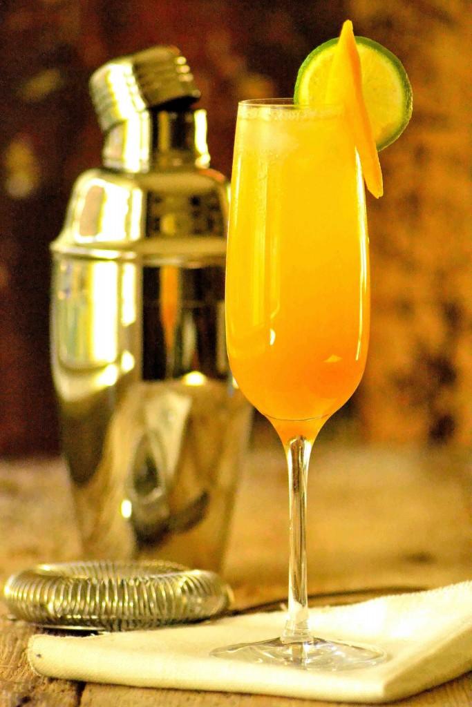 Bellini - klassisk cocktail