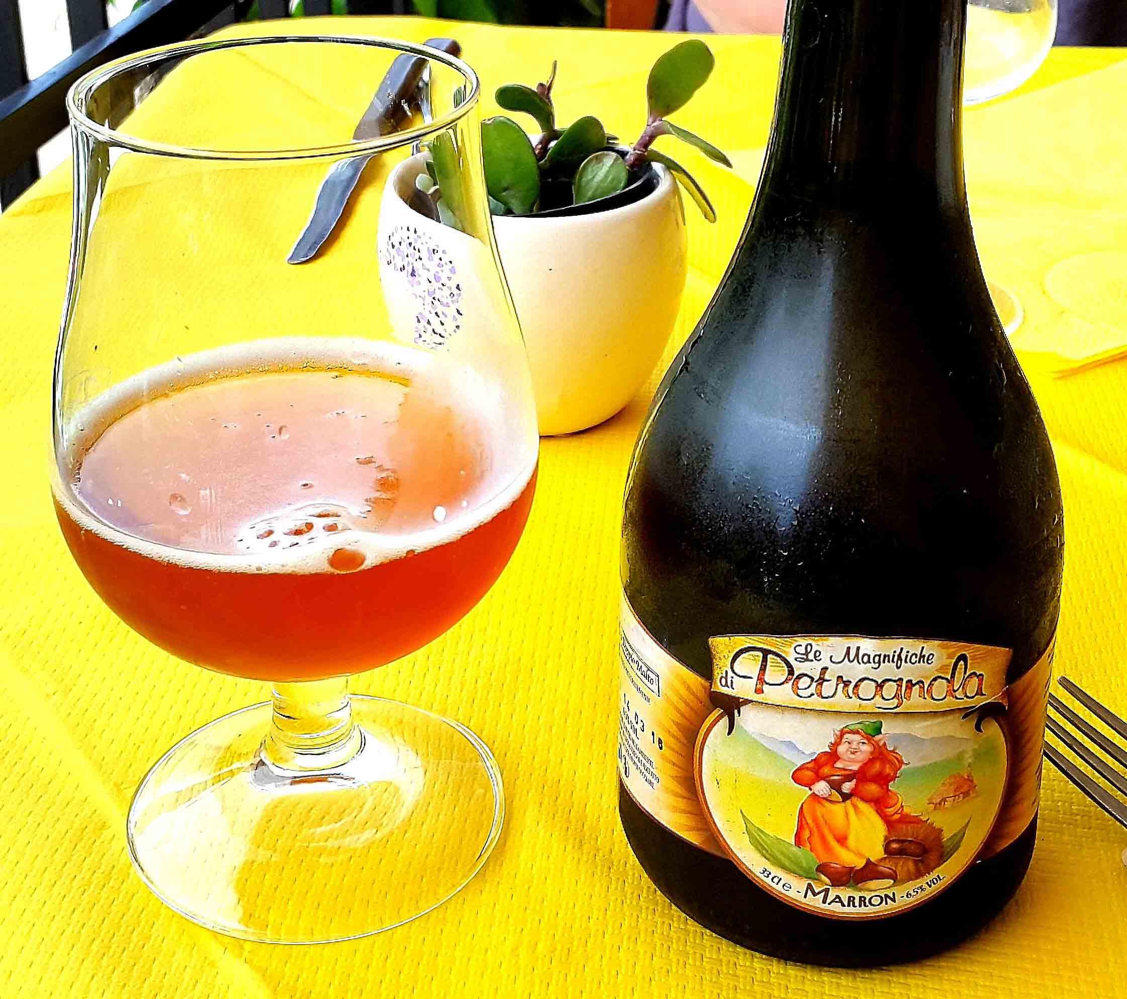 øl fra Garfagnana