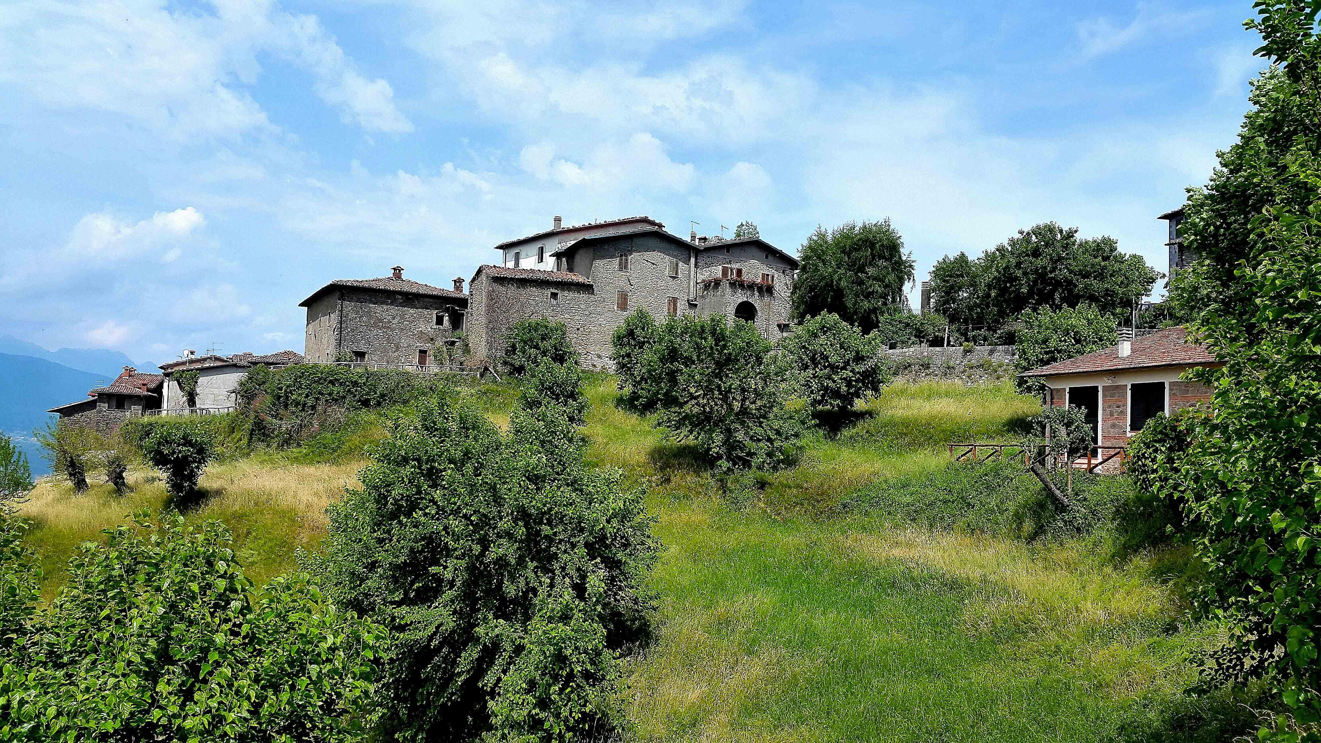 Silico | Gemt i Garfagnana