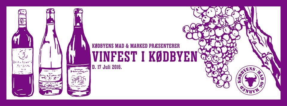 Vinfest i Kødbyen