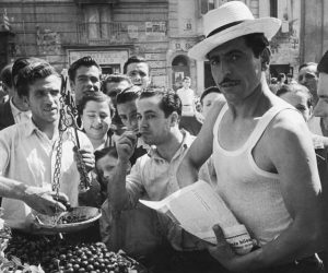 Panini, vino, trøfler, gelato etc. Italiensk marked på lørdag d. 27 aug. , ses vi?