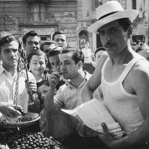 Italiensk marked
