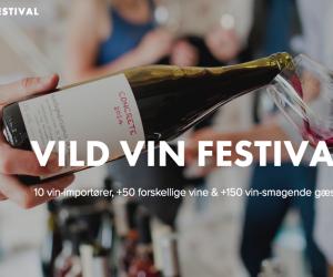 20 maj | 2017 | Vild Vin Festival